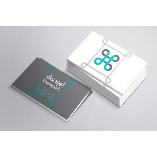 Danijel Transport business card